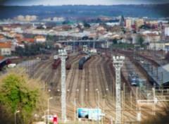 Various transports Gare d'Angoulème