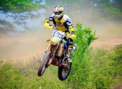 Motorbikes motocross