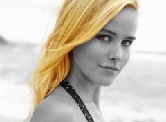 Célébrités Femme blonde
