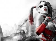 Jeux Vidéo Harley Quinn Sexy
