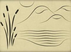 Digital Art asia ink