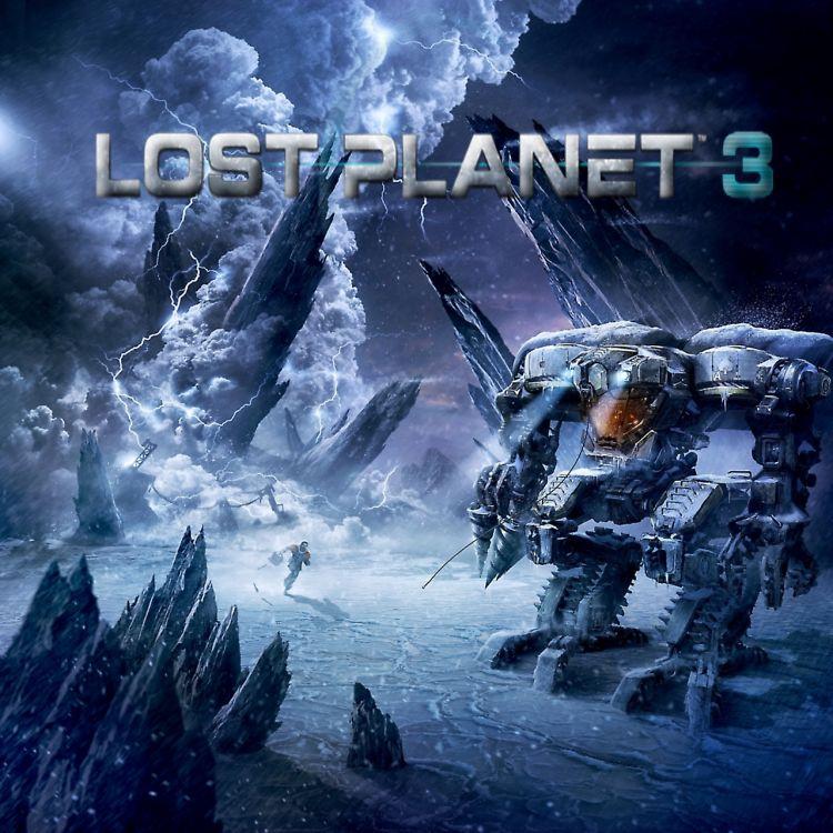 Fonds d'écran Jeux Vidéo Lost Planet 3 Wallpaper N°302835