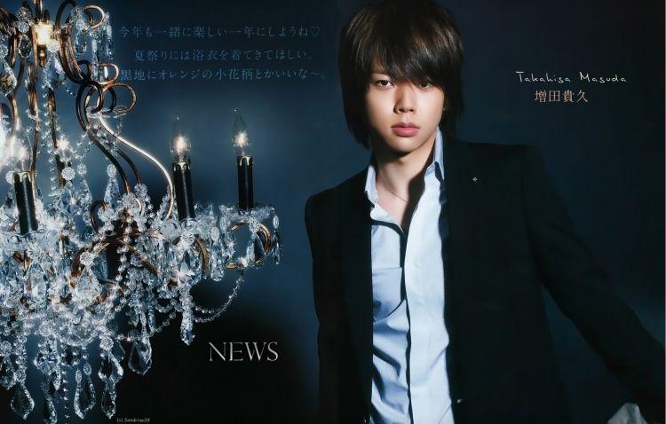 Fonds d'écran Célébrités Homme Takahisa Masuda Takahisa Masuda