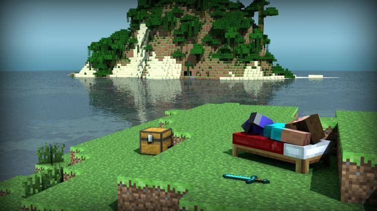 Wallpapers Video Games Minecraft Wallpaper N°303486