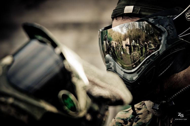 Sports - Leisures Paintball by ZobyShot · »