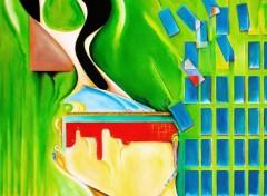 Art - Painting OCTANTIS