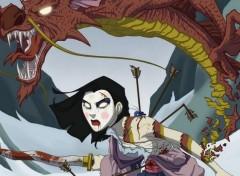 Dessins Animés Mulan
