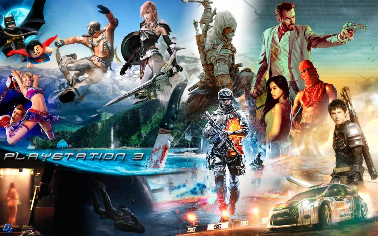 Wallpapers Video Games Playstation 3 Game Play 2012
