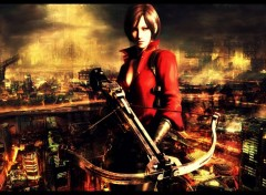 Video Games Ada Wong - Resident Evil 6