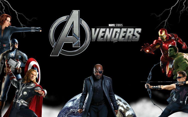 Fonds d'écran Cinéma The Avengers Wallpaper N°304299