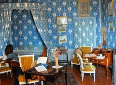 Constructions and architecture La chambre de George Sand
