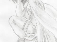 Art - Pencil les légendaires Jadina