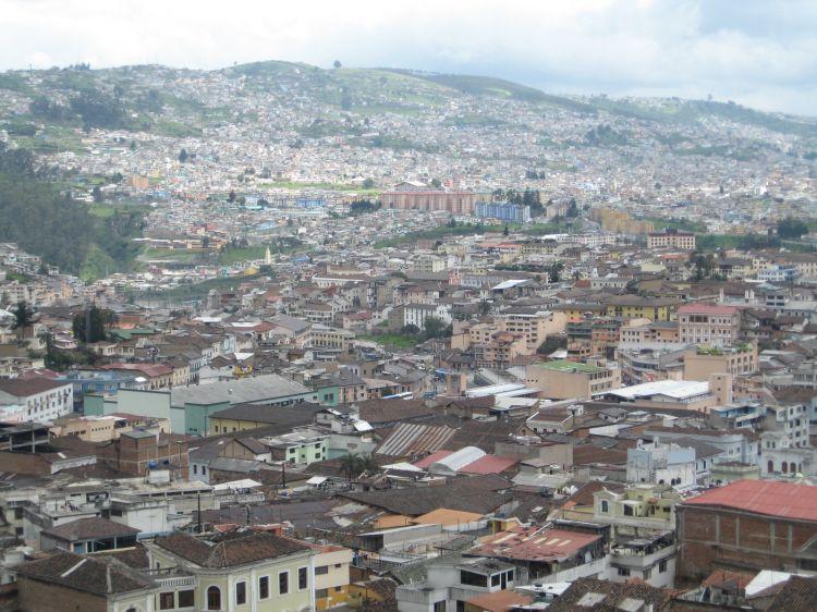 Wallpapers Trips : South America Ecuador Quito
