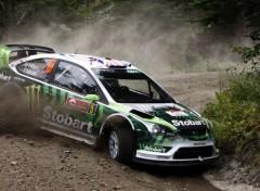 Sports - Loisirs Ford Focus WRC