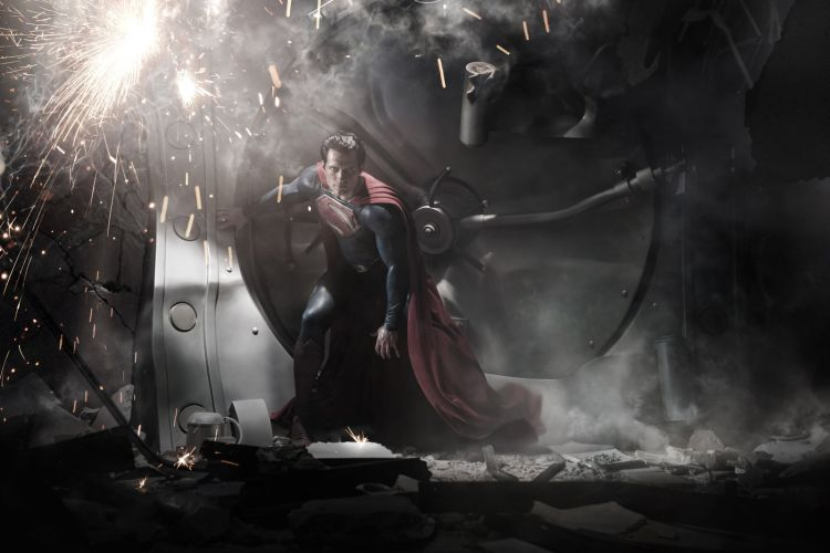 Fonds d'écran Cinéma Superman Superman : Man of Steel