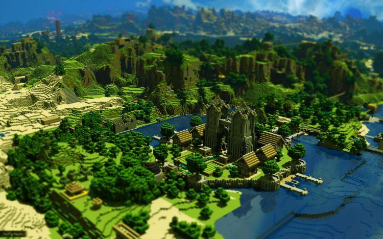 Wallpapers Video Games Minecraft Wallpaper N°305287