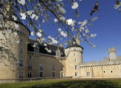 Constructions and architecture Le château de Chabenet