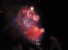 People - Events Feux d'artifices