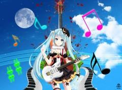 Manga music paradise