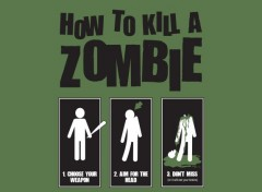 Fantasy and Science Fiction How to kill a zombie