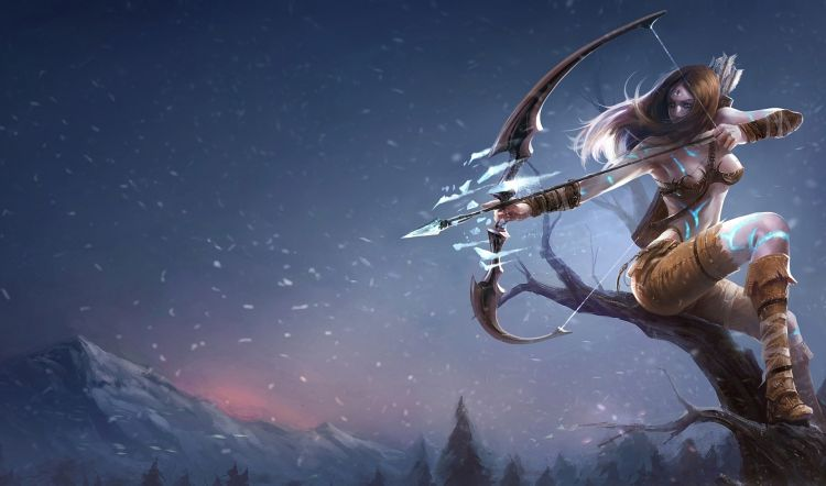 Fonds d'écran Jeux Vidéo League of Legends - Clash of Fates Lol 5