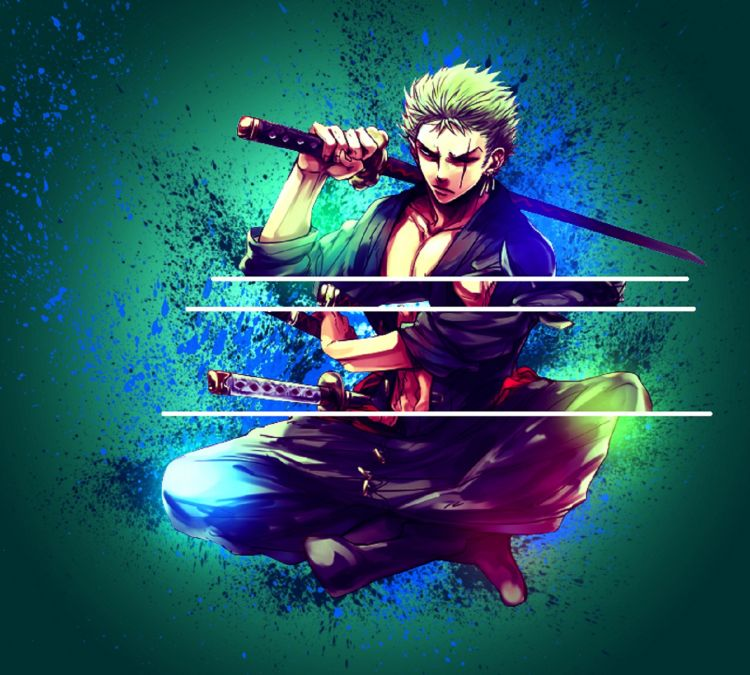 Wallpapers Manga Wallpapers One Piece Zorro By Luffygold