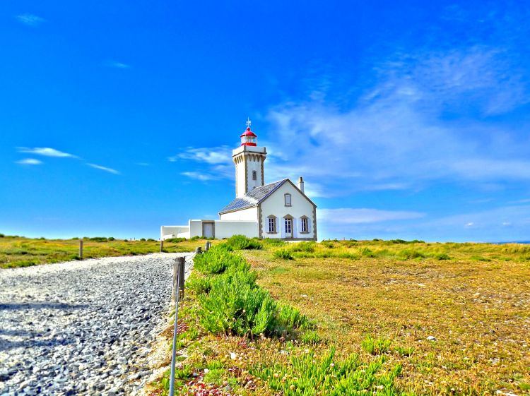 Wallpapers Constructions and architecture Lighthouses Phare des Poulains