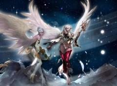 Jeux Vidéo Plumes d'anges