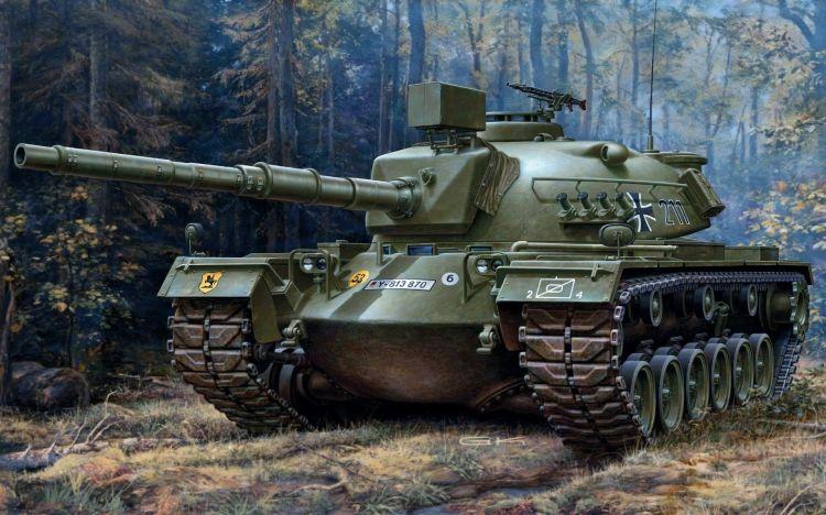 Fonds d'écran Transports divers Chars - Tanks Wallpaper N°306538