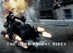 Cinéma Catwoman - The Dark Night Rises