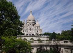 Voyages : Europe Sacré Coeur