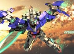 Manga Gundam 00 raiser