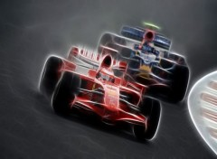Voitures Formule 1