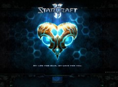 Video Games Saint Valentin protoss