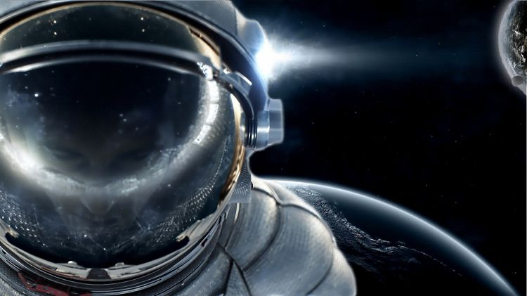 Fonds d'écran Espace Astronautes Wallpaper N°306948
