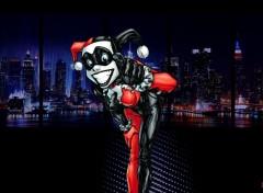 Comics Harley-Quinn