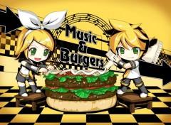 Manga Rin et Len!