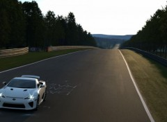 Video Games Lexus LFA