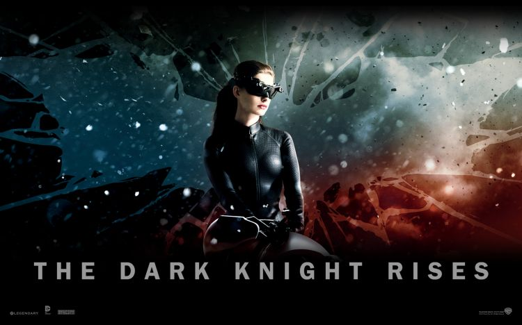 Wallpapers Movies Batman - The Dark Knight Rises Catwoman