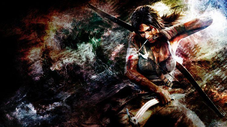 Fonds d'écran Jeux Vidéo Tomb Raider Lara Croft