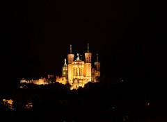 Constructions and architecture Basilique Notre Dame de Fourvière  Lyon