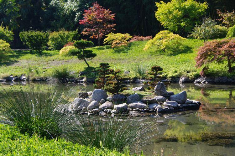 Fonds D écran Nature Fonds D écran Parcs Jardins Jardin