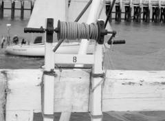 Sports - Loisirs Estacade / Filet de pêche - Nieuwpoort