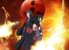 Manga sasuke et itachi