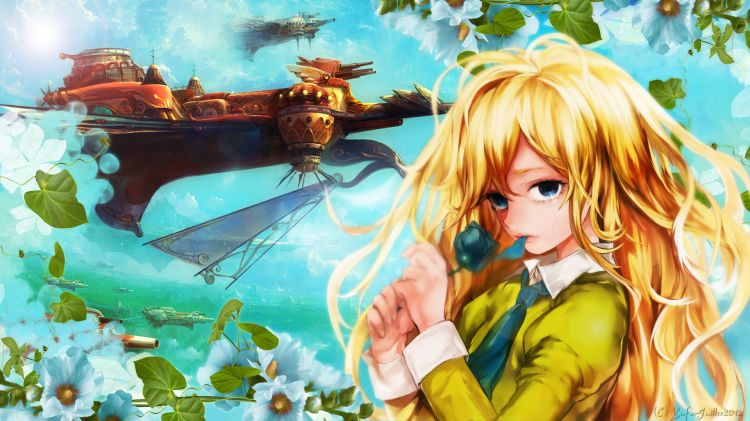 Wallpapers Manga Miscellaneous Travel in the Past