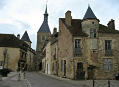 Voyages : Europe Avallon (Yonne)