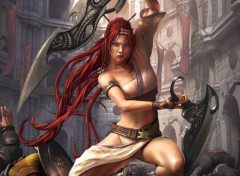 Video Games Heavenly Sword