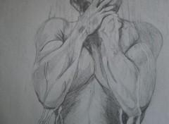 Art - Pencil Vin Diesel