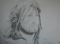 Art - Pencil Madds Mikkelsen