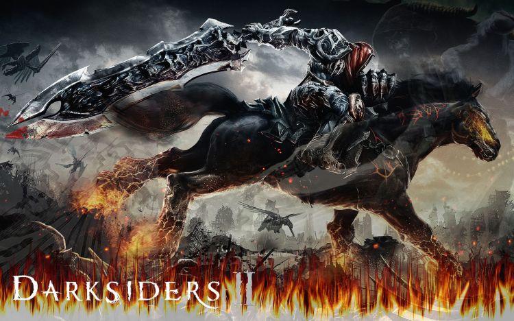 Fonds d'écran Jeux Vidéo Darksiders 2 Wallpaper N°309269